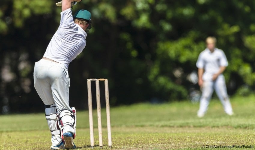 Sport in britischen Internaten – Hier Cricket