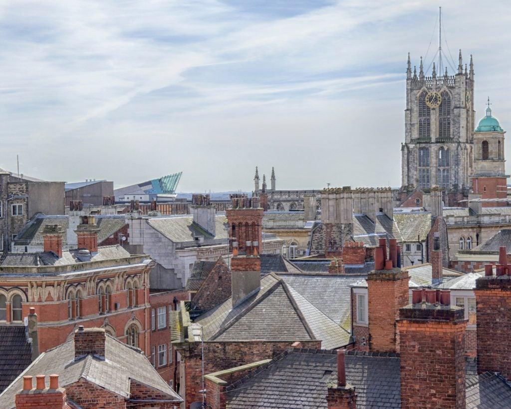 Über den Dächern von Kingston – Ruhe und Beschaulichkeit in englischen Kleinstädten