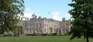 Das Anwesen und die Gebäude der Culford School