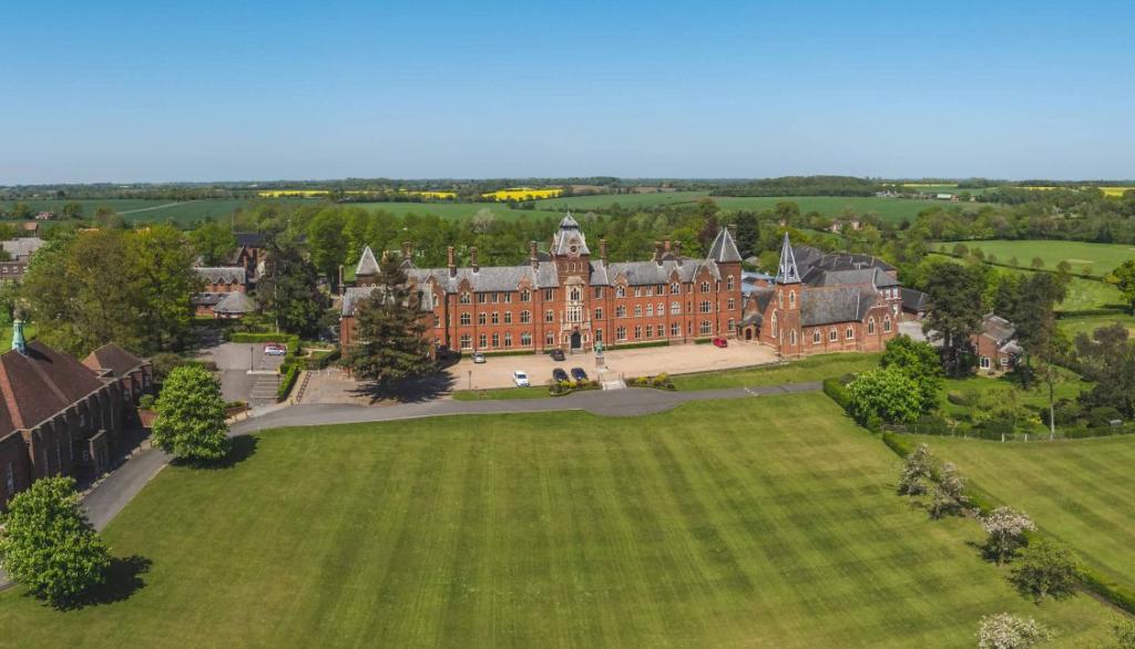Framlingham College als Internat in England