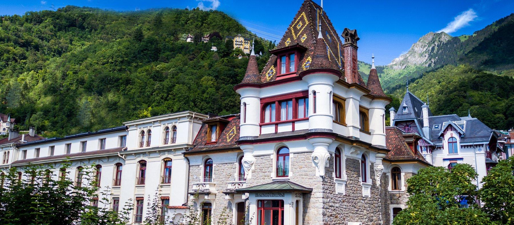 Internat in der Schweiz – Schulen in den Alpen 1
