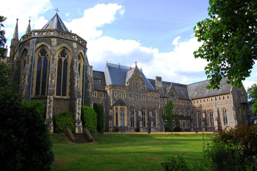 Die St. Edmunds Schook in Canterbury