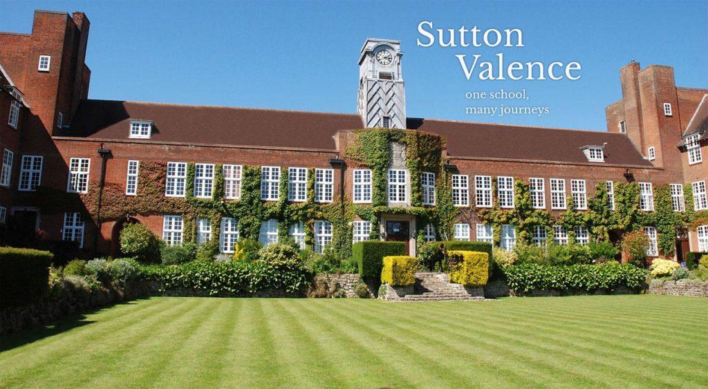 Unsere Partnerinternate in England: Hier die Sutton Valence School