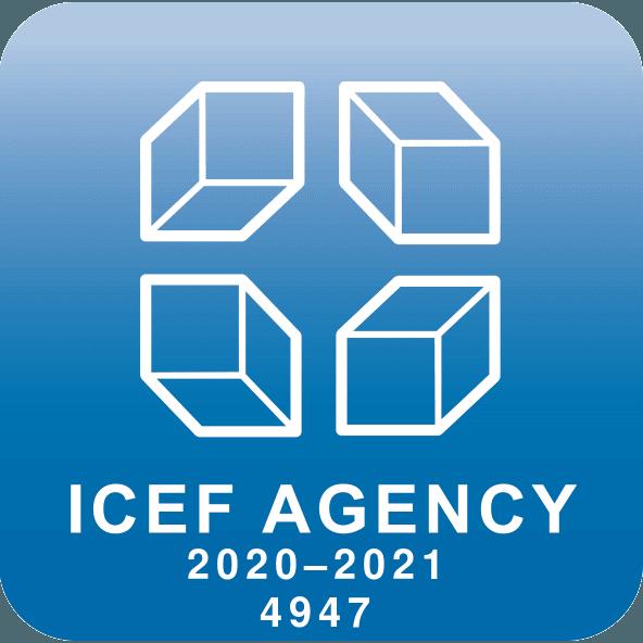 ICEF-Zertifizierung der Akademis Internatsberatung GmbH für 2020 und 2021