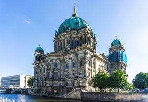 Internat- Berlin Schüler besuchen Berliner Kulturerbe