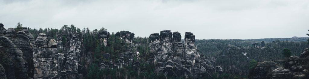 Gebirge und Landschaften in Sachsen – Internat Sachsen