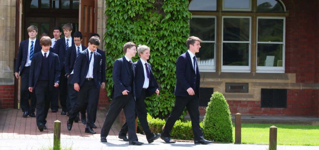 Internat in England – Boarding Schools & Privatschulen in UK 163