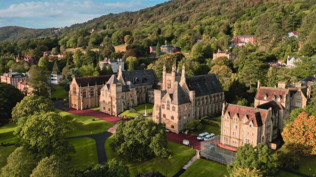 Internat England – Malvern College