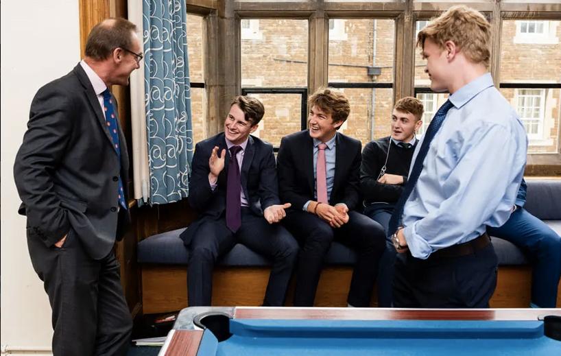Internat in England – Boarding Schools & Privatschulen in UK 145