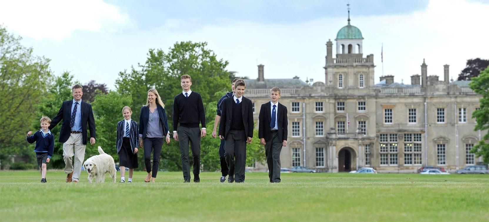Wielka Brytania - liceum w anglii z internatem 1