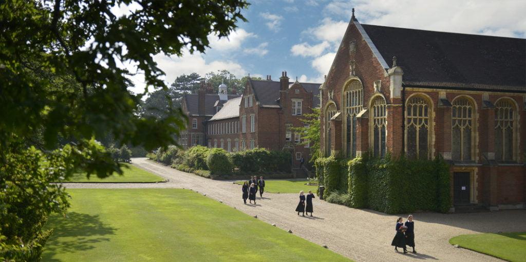 Internat in England – Gresham School