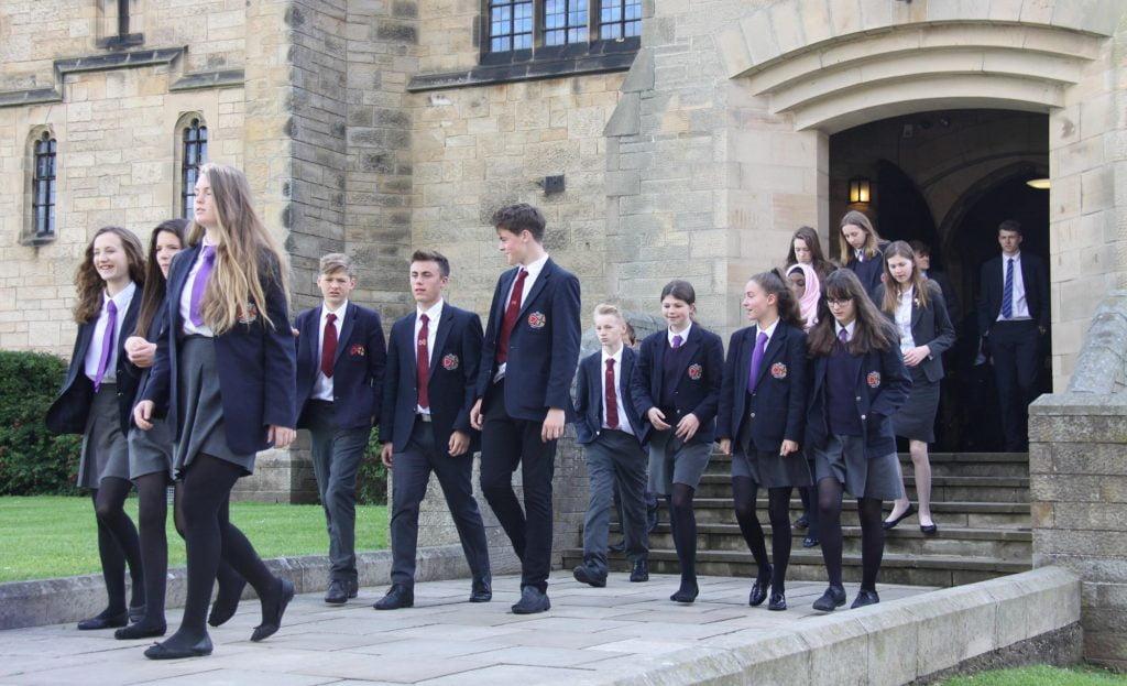 Barnard Castle School 2