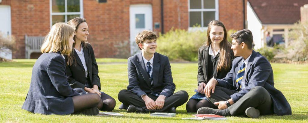 Bede's School 5