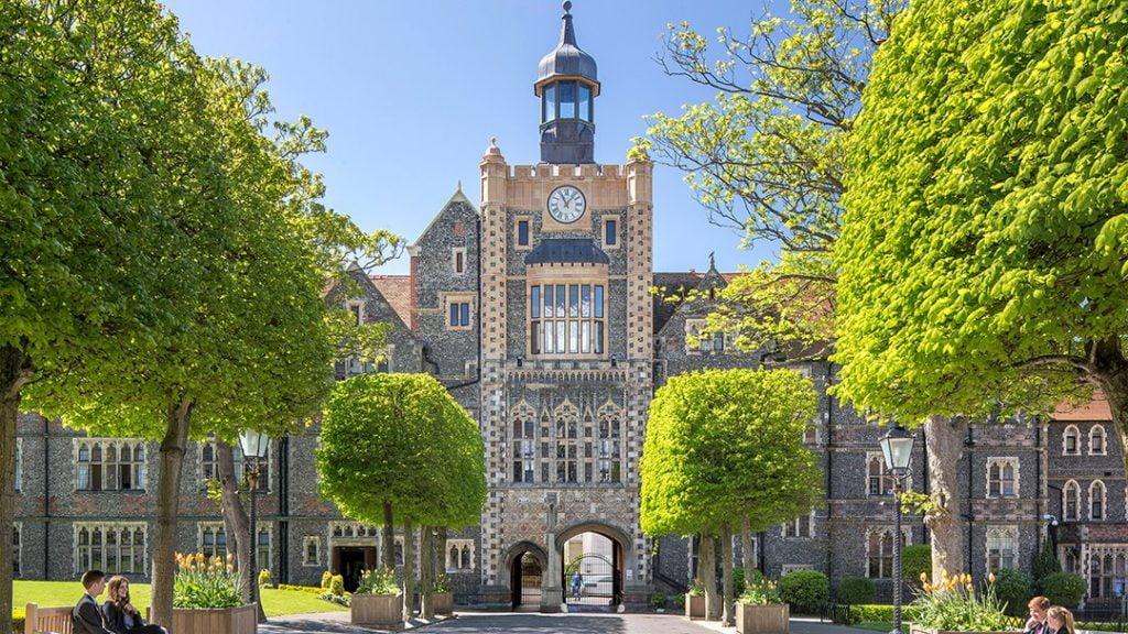 Englische Internate – Brighton College