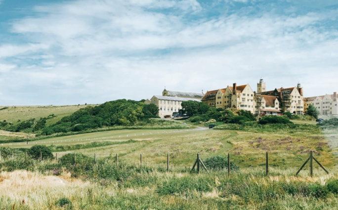 Roedean School in Brighton