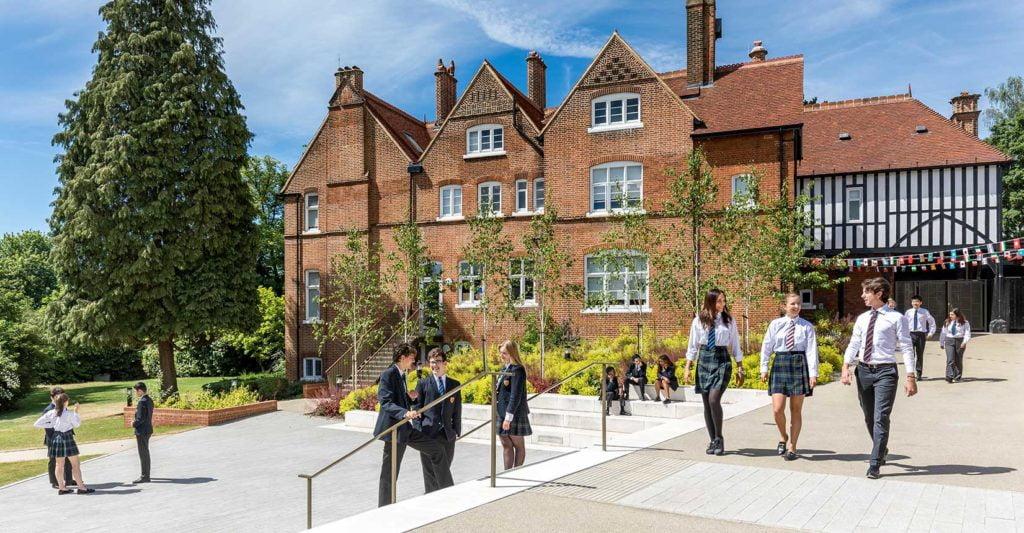 Mill Hill School 19