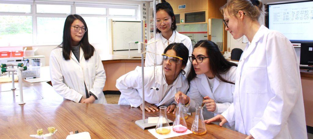 Roedean School: Unterricht an dem Internat