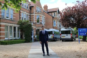 St Clare's College Oxford 6