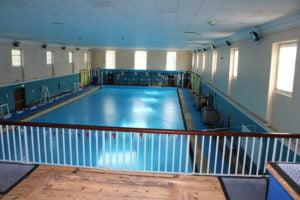 Royal Hospital School Schwimmbad