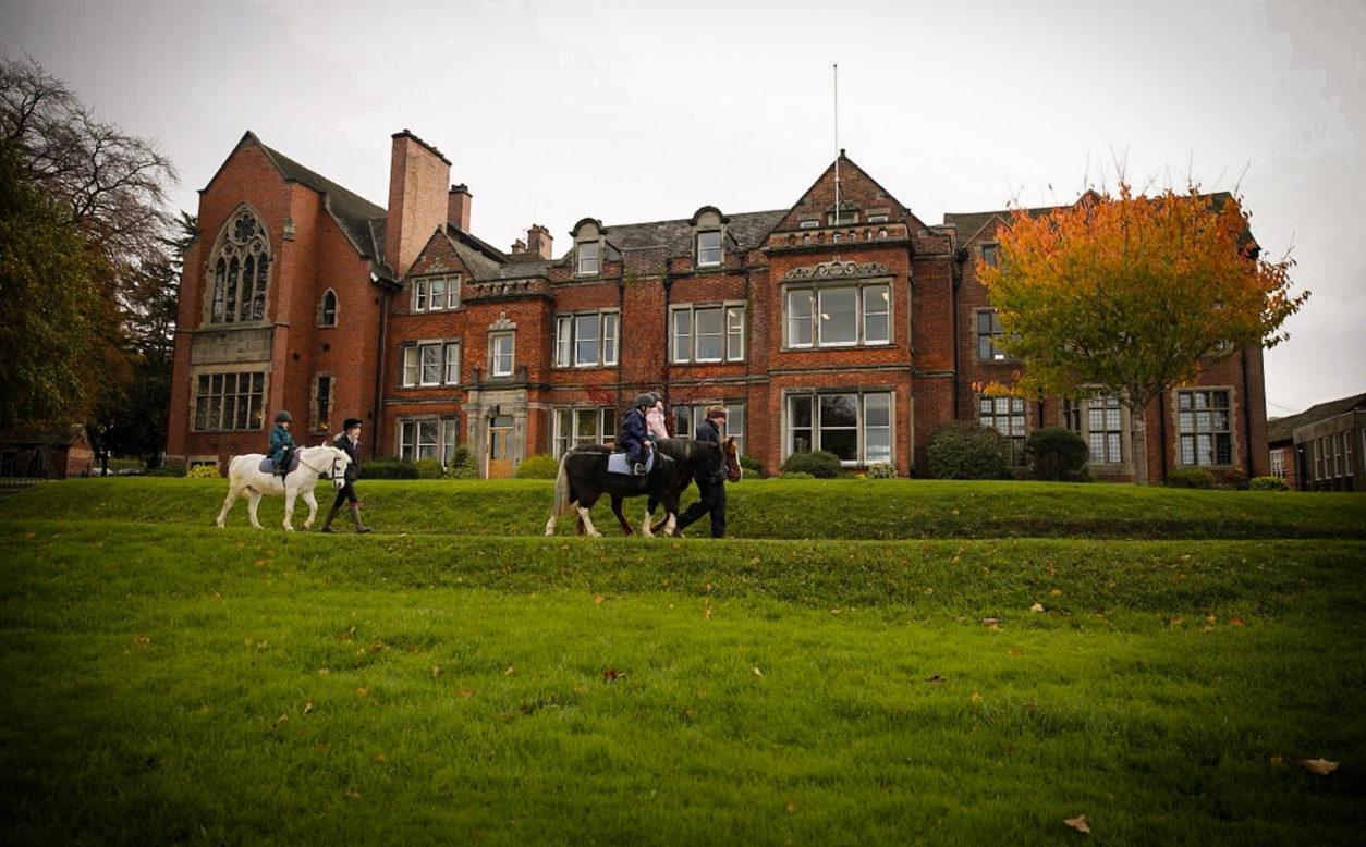 Abbotsholme Staffordshire